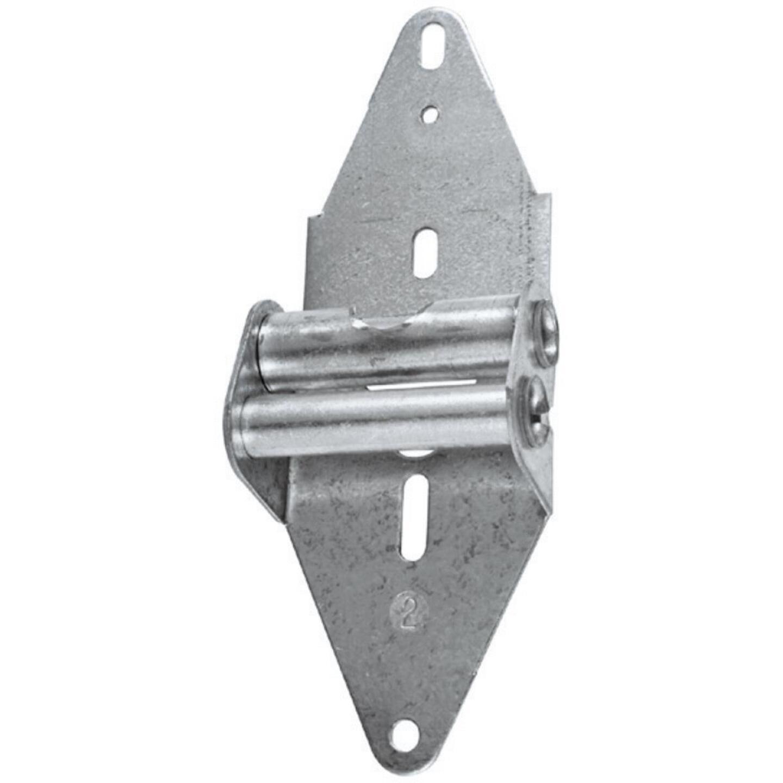 National #2 14 Ga. Galvanized Steel Garage Door Hinge Image 3