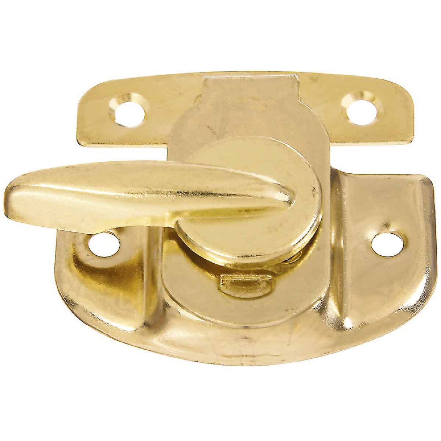 National Double Hung & Sliding Window Brass Cam Sash Lock Image 1