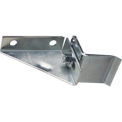 National Zinc-Plated Adjustable Barn Door Bumper
