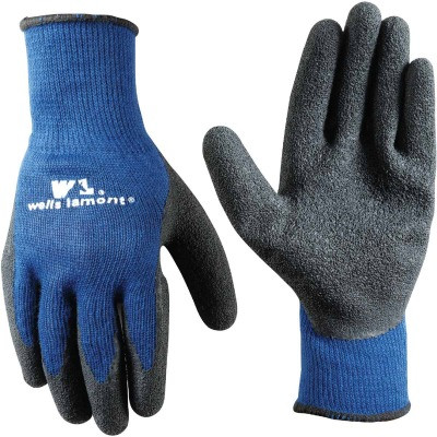 Wells Lamont Men's Medium Latex Coated Glove