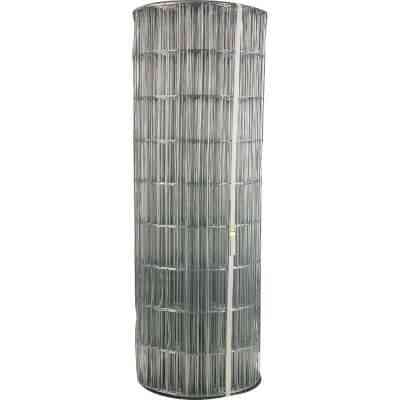 60 In. H. x 100 Ft. L. (2x4) Galvanized Welded Wire Fence