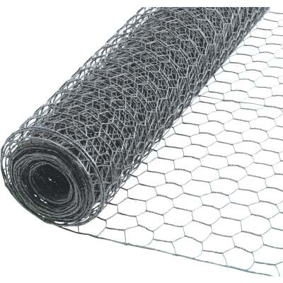Do it 1 In. x 36 In. H. x 25 Ft. L. Hexagonal Wire Poultry Netting